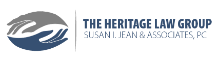 The Heritage Law Group logo